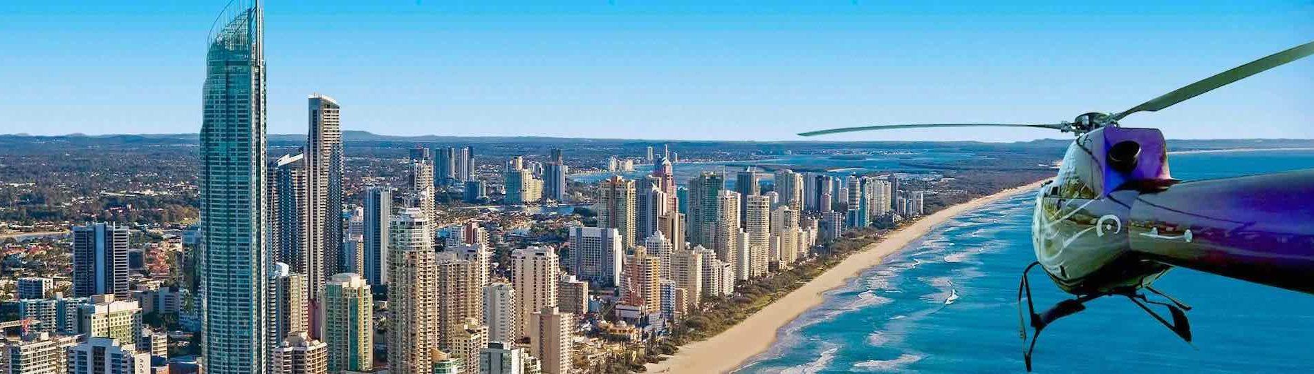 gold coast joy flights