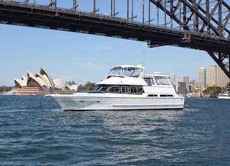 bucks sydney boat cruise