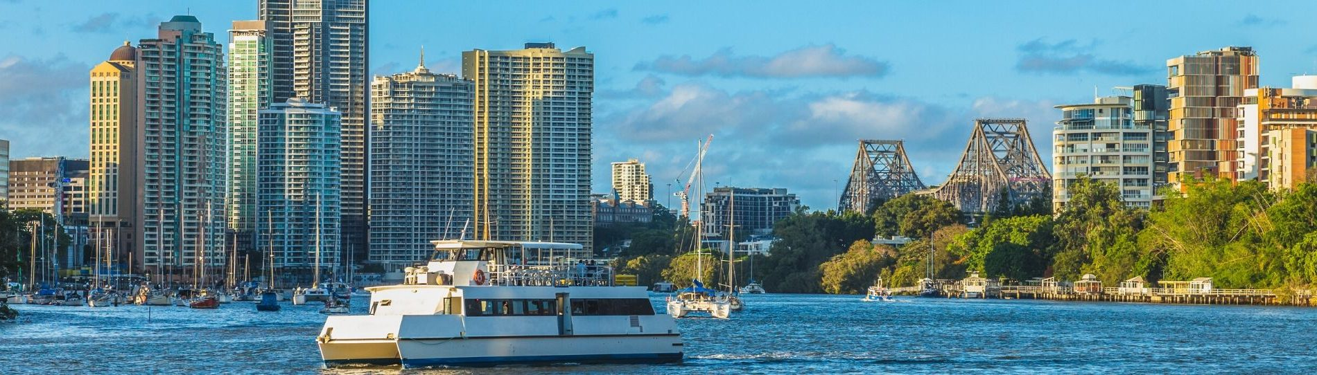 brisbane bucks party cruise