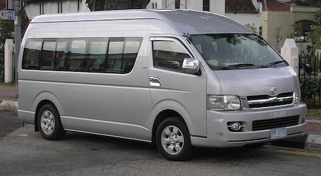 brisbane bucks transfer van
