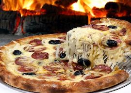 bucks pizza dinner