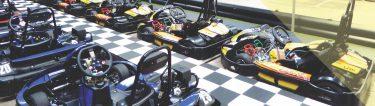 bucks go karting activity