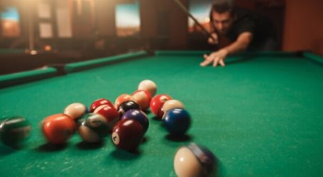 bucks pool table activity