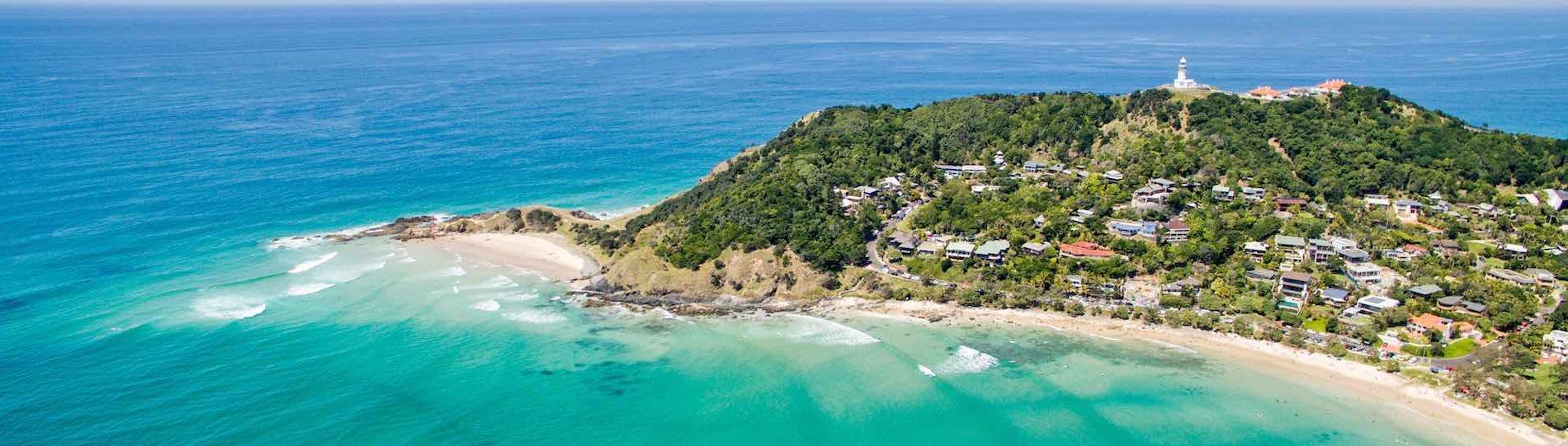 byron bay bucks party location