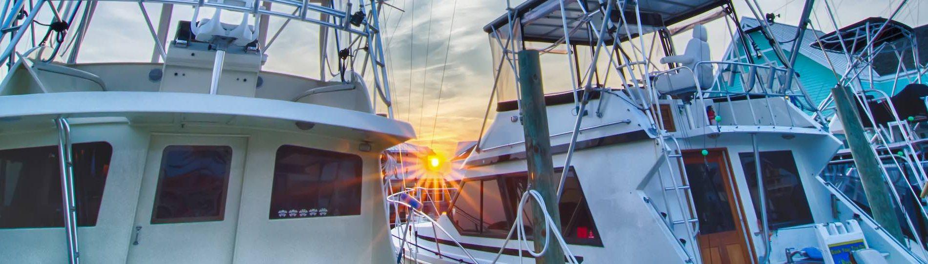 bucks fishing trip boat