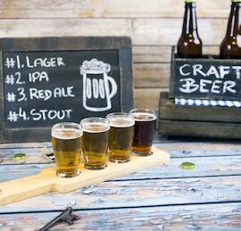 bucks brewery tour