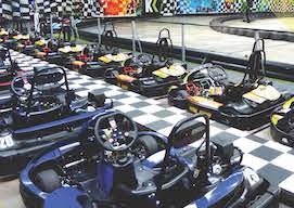 bucks go karting track