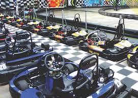 bucks go karting track
