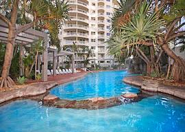 gold coast resort bucks accommodation