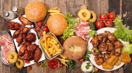 top golf food platter
