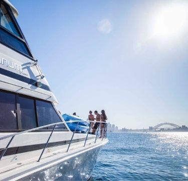 wicked bucks sydney party cruise