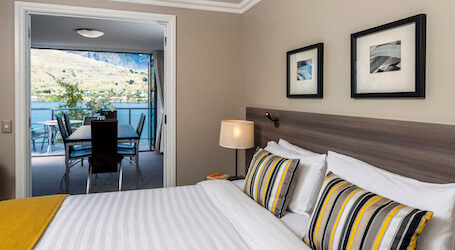 queenstown bucks party accommodation