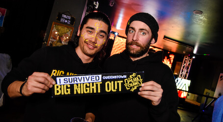 bucks group on big night out pub-crawl