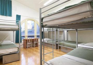 sydney bucks backpackers accommodation with bunkbeds
