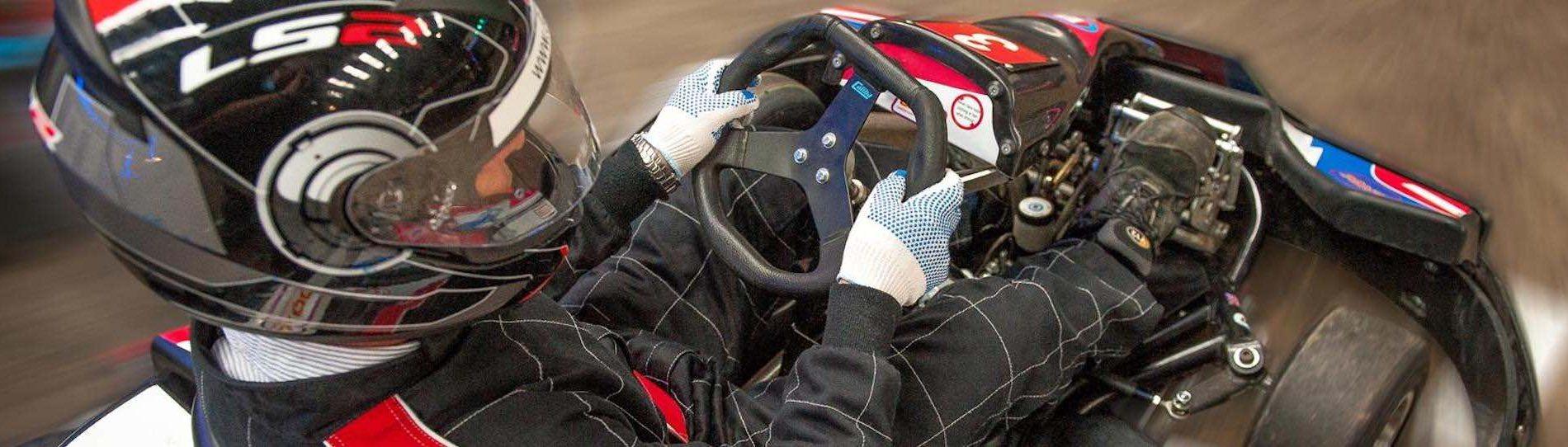 buck racing go kart