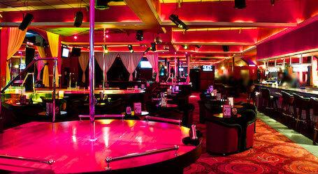 bucks at sydney strip club