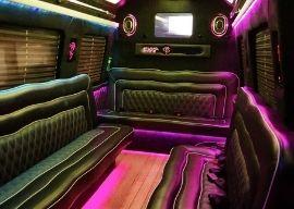 vip party bus tile