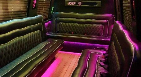brisbane party bus
