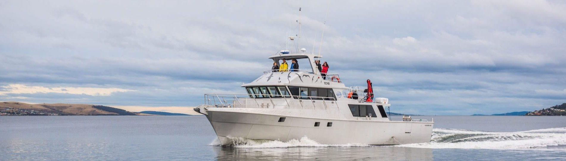 hobart wicked bucks boat package