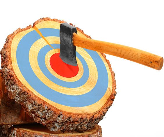 axe throwing sydney bucks party idea