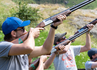 melbourne clay pigeon shooting