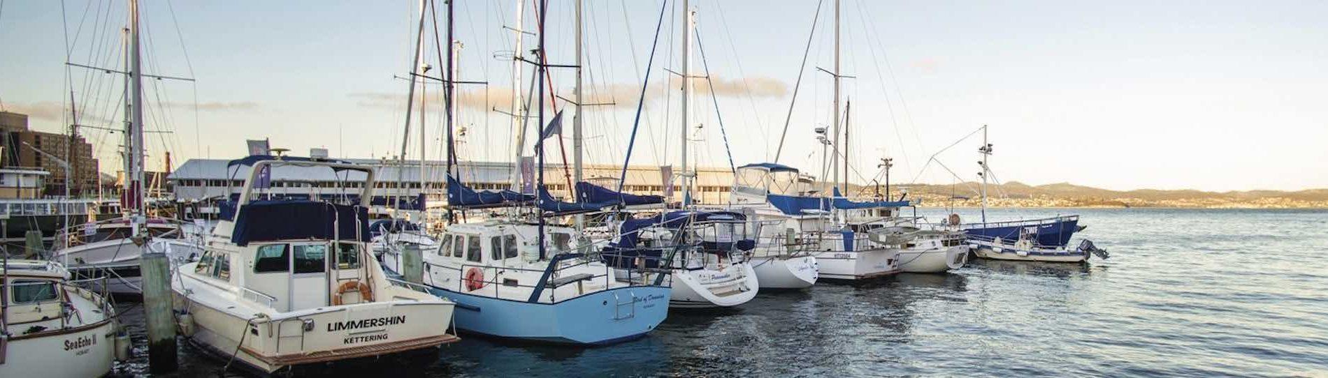 deep sea fishing boats hobart