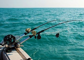 group of bucks Perth deep sea fishing