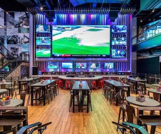 sports bar perth