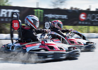 melbourne bucks go kart racing