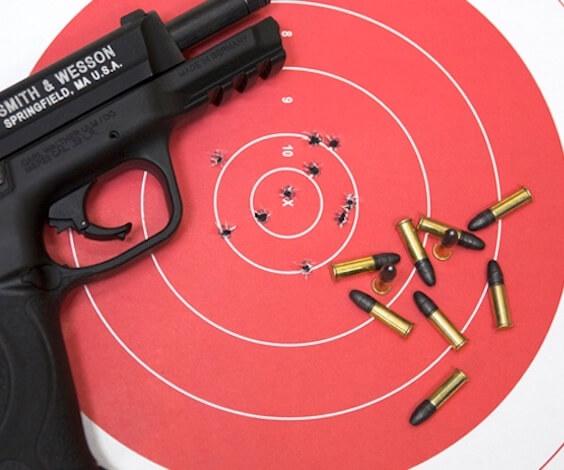 bucks gun shooting activity