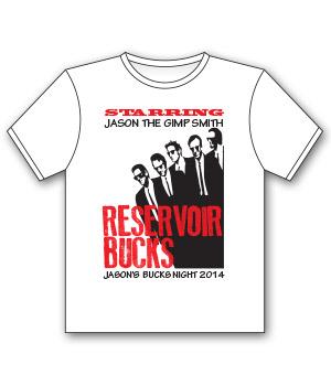 bucks t-shirt reservoir bucks