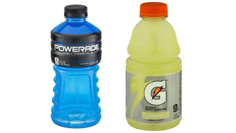 powerade or gatorade to save your hangover