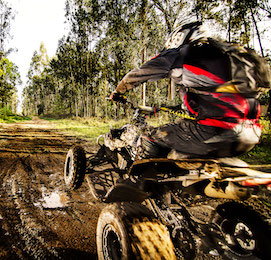 quad biking cairns