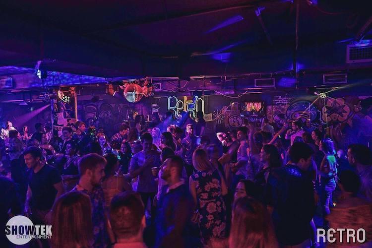 retro nightclub sydney