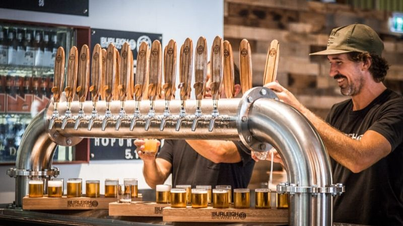 brewery tours gold coast