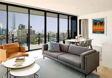 2 bedroom sub penthouse brisbane