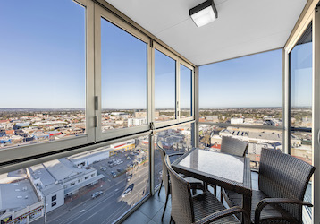 adelaide 1 and 2 bedroom apartment skyview