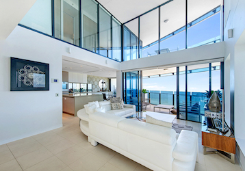 gold coast party friendly penthouses