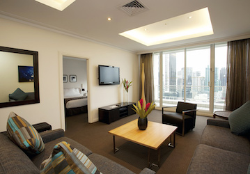melbourne party friendly penthouses