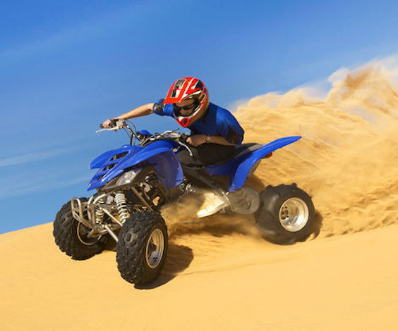 sydney quad biking tours