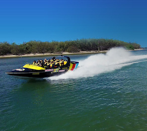 jet boating auckland