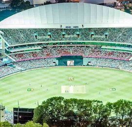 adelaide oval attraction