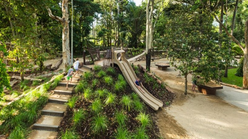 cairns nature playspace