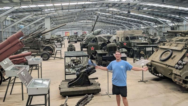 cairns army museum