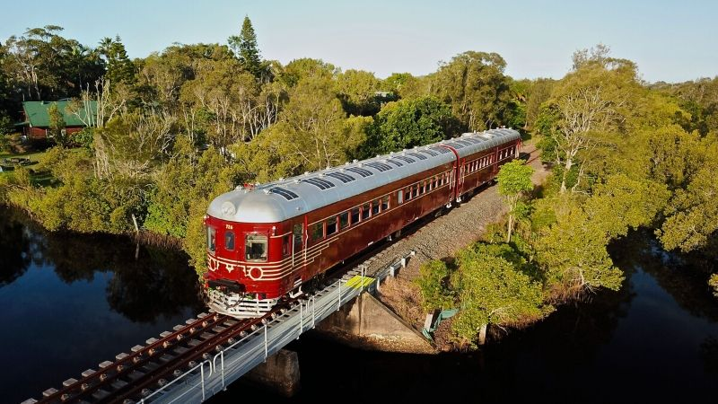 byron bay train top attractions