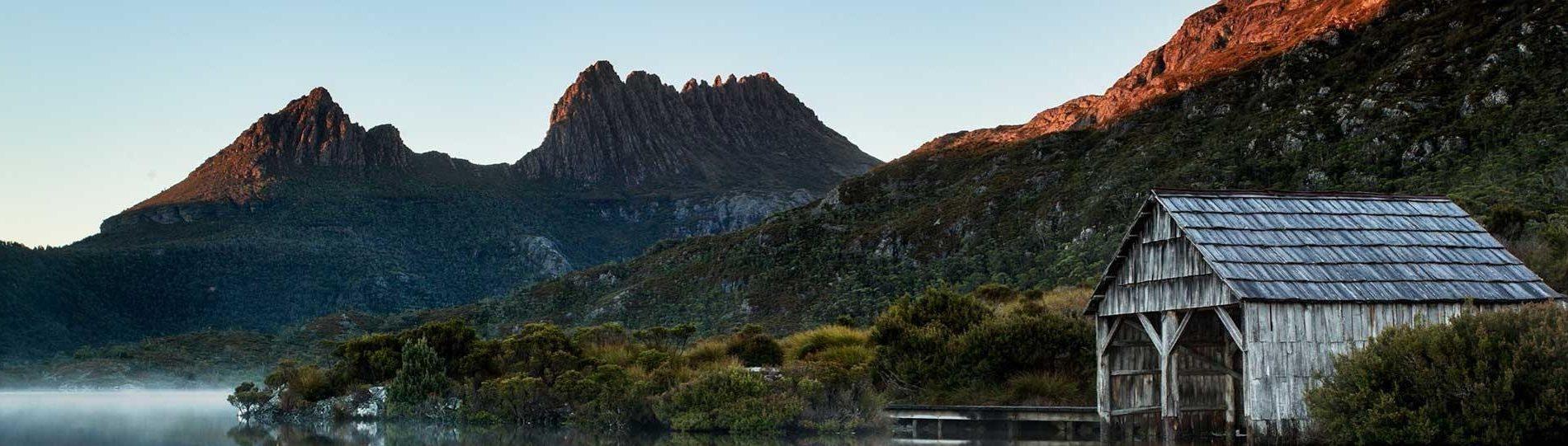 hobart attractions cradle mountain
