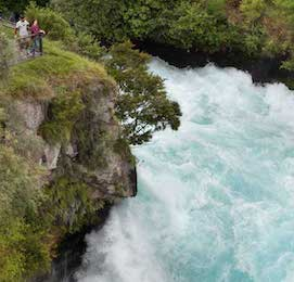 huka falls taupo things to do