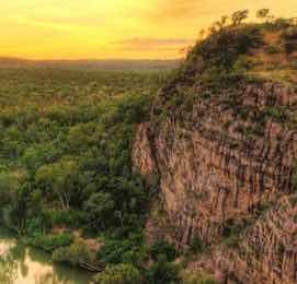 top darwin attraction katherine gorge
