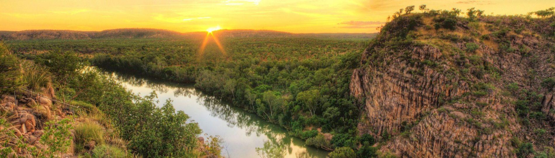 top darwin attractions katherine gorge