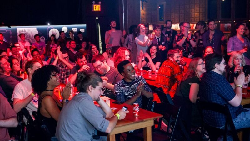 top things to do in auckland comedy club wicked bucks